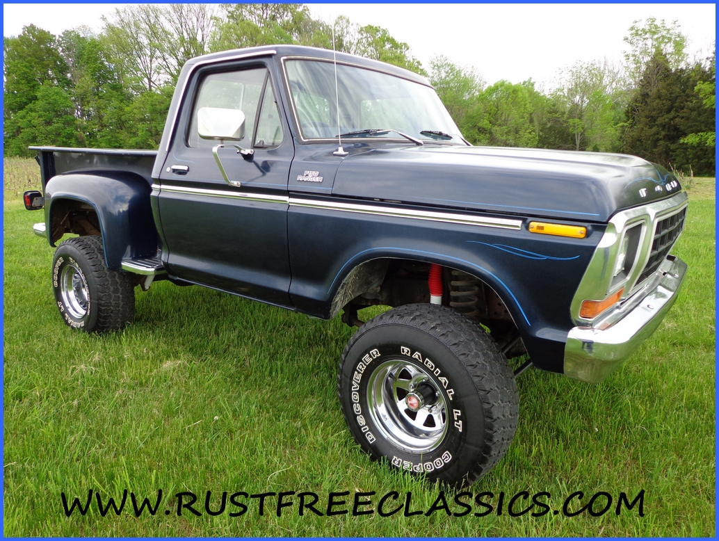 related pictures 78 ford f150 4x4 shortbed stepside 1600 mo for sale